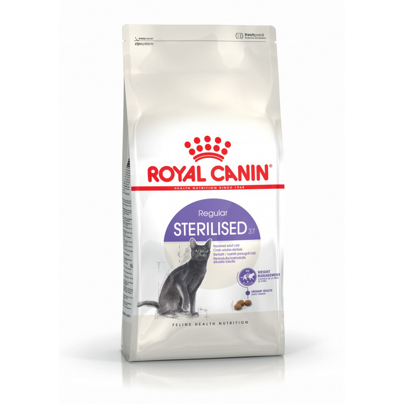 Royal Canin (Роял Канин) Sterilised - Сухой корм с птицей для котов и кошек после стерилизации