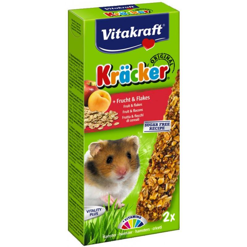 Крекер VITACRAFT для хомячков с фруктами