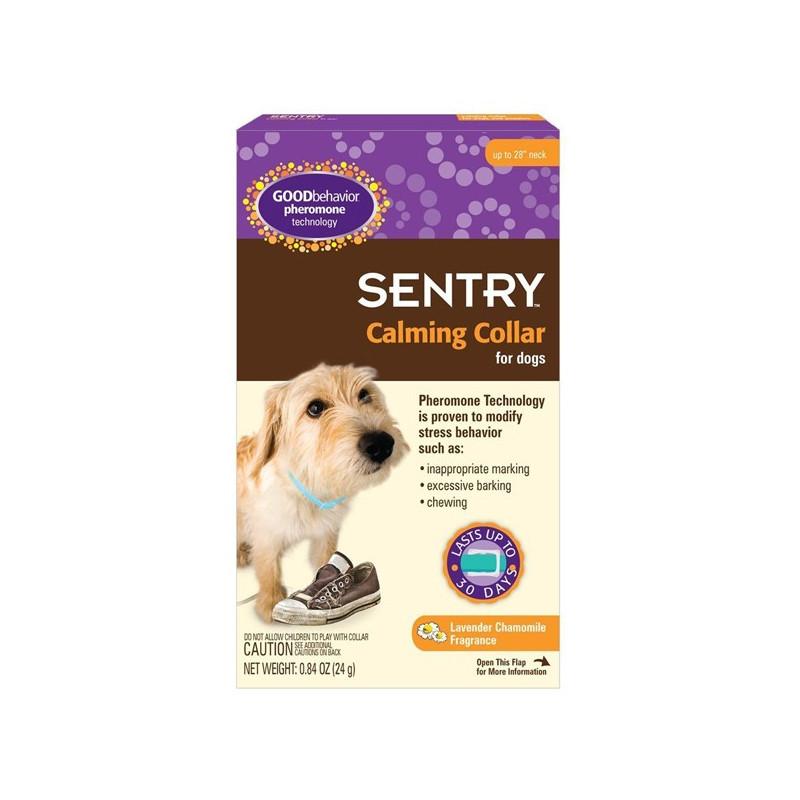 SENTRY (Сентри) GOODbehavior ошейник с феромонами для собак