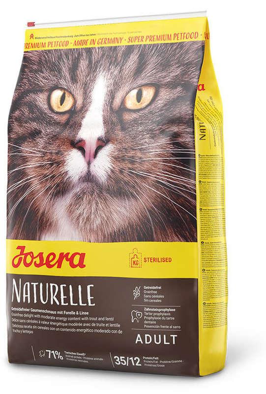 Josera (Йозера) Naturelle Sterilized - Сухой корм с птицей для стерилизованных кошек