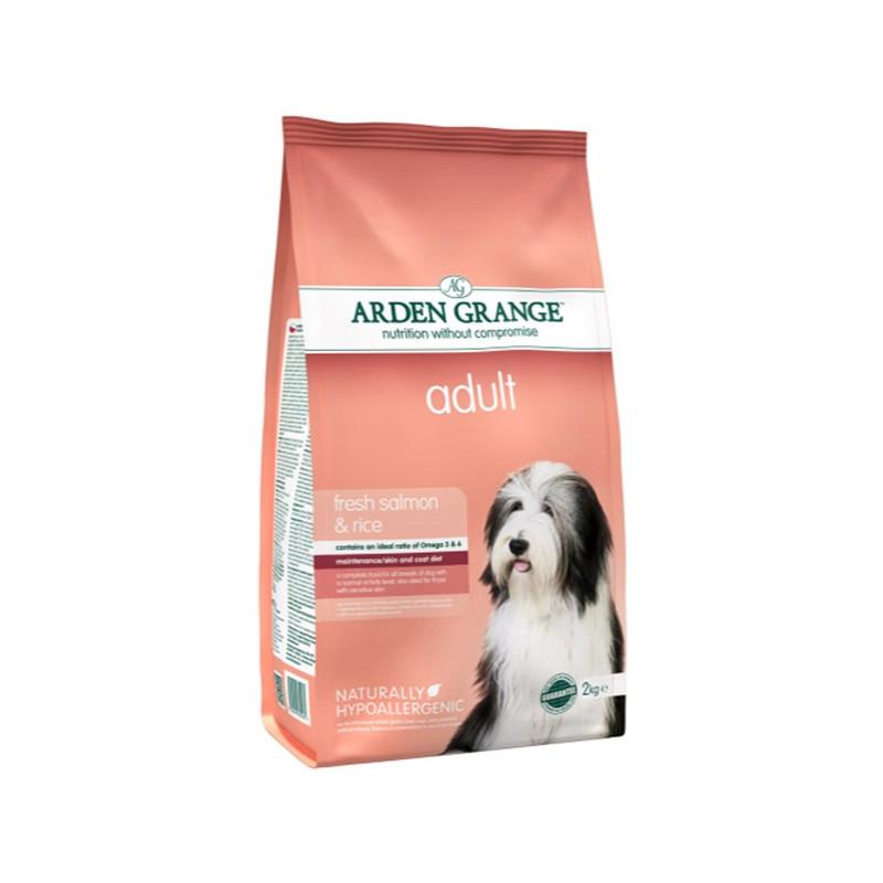 Arden Grange (Арден Грандж) Adult Salmon and Rice - Сухой корм для взрослых собак с лососем и рисом