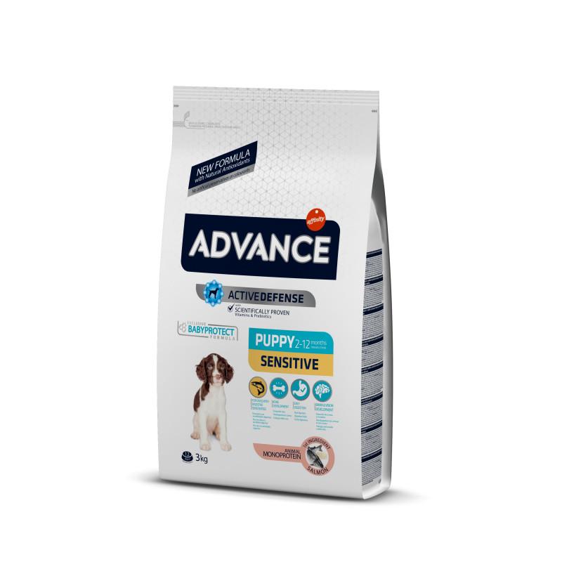 Advance (Эдванс) Dog Sensitive Puppy Корм для щенков с чувствительным пищеварением