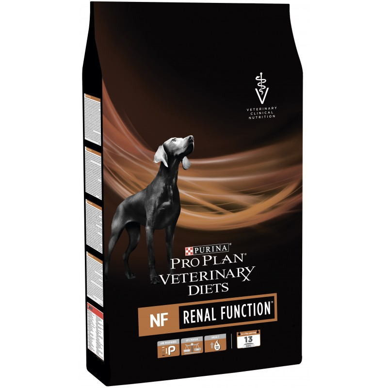 Pro Plan Veterinary Diets (Про План Ветеринари Диетс) by Purina NF Renal Function - Сухой корм для собак всех пород при патологии почек