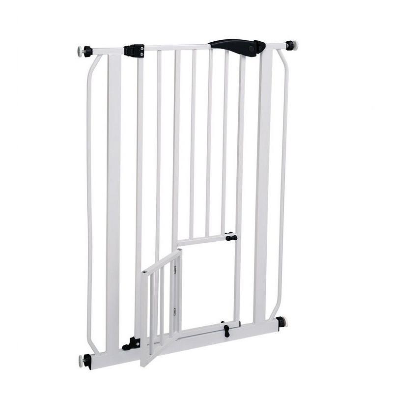 Ferplast (Ферпласт) PET GATE. Универсальная дверка-перегородка для домашних питомцев