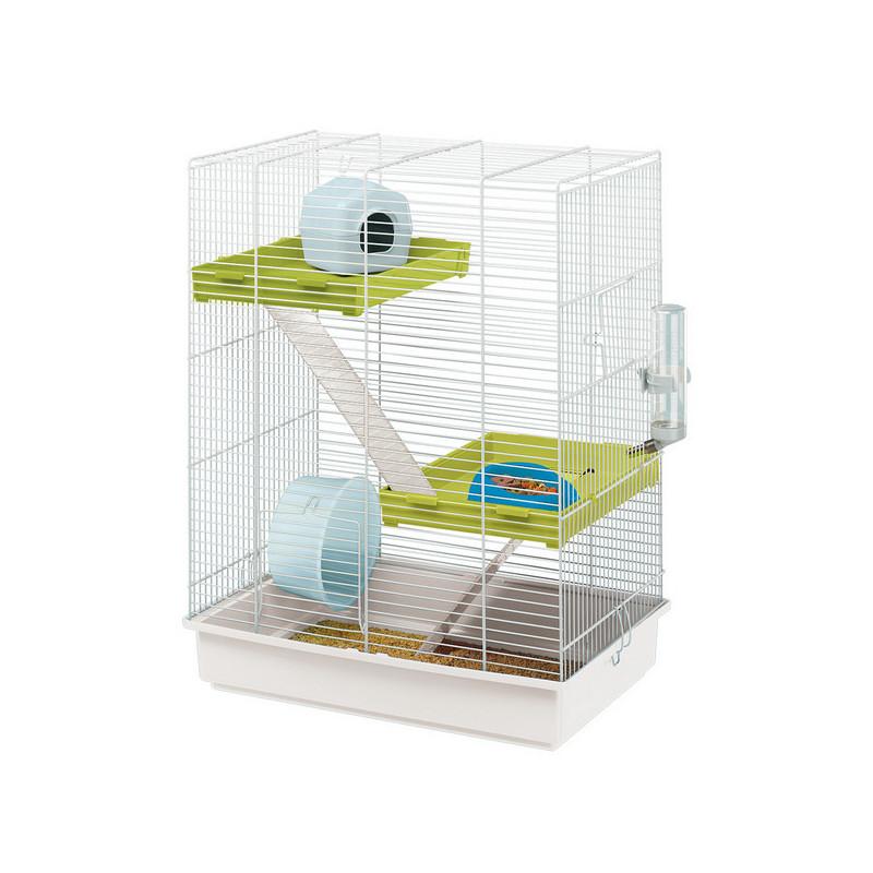 Клетка для хомяков Ferplast (Ферпласт) Hamster Tris