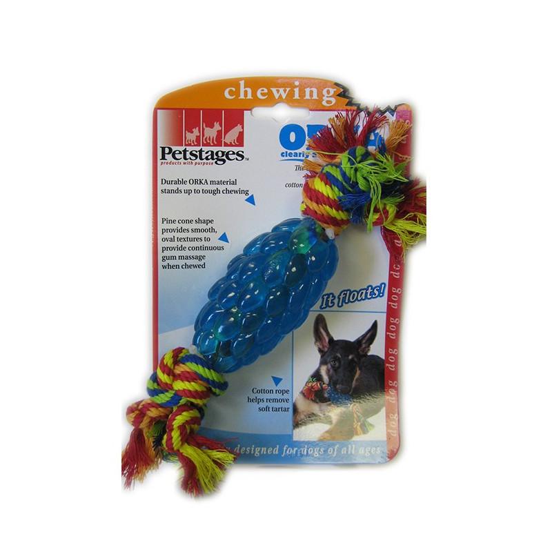 PETSTAGES Orka Pine Cone Chew Игрушка для собак
