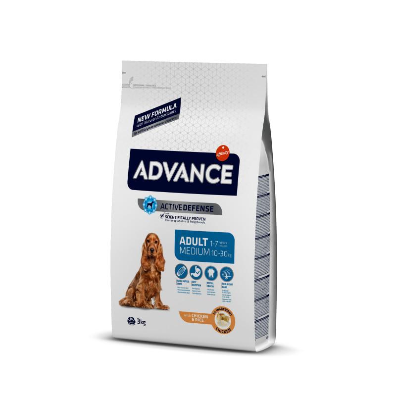 Advance (Эдванс) Dog Adult Medium Корм для взрослых собак средних пород