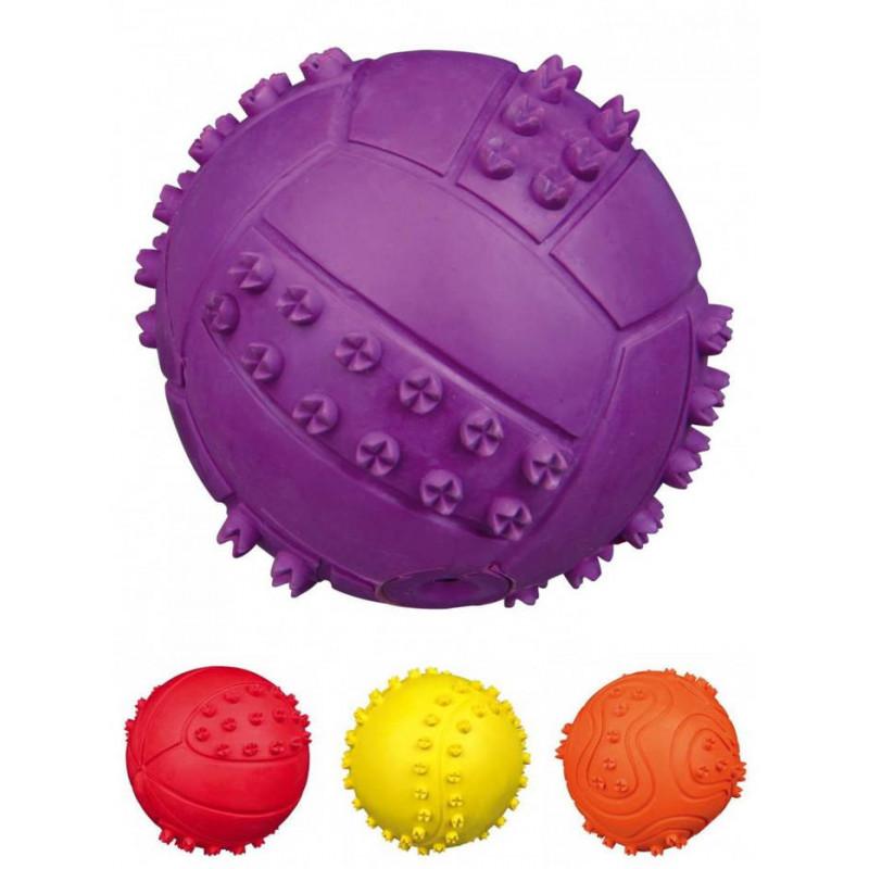 Trixie (Трикси) Мяч резиновый с пищалкой