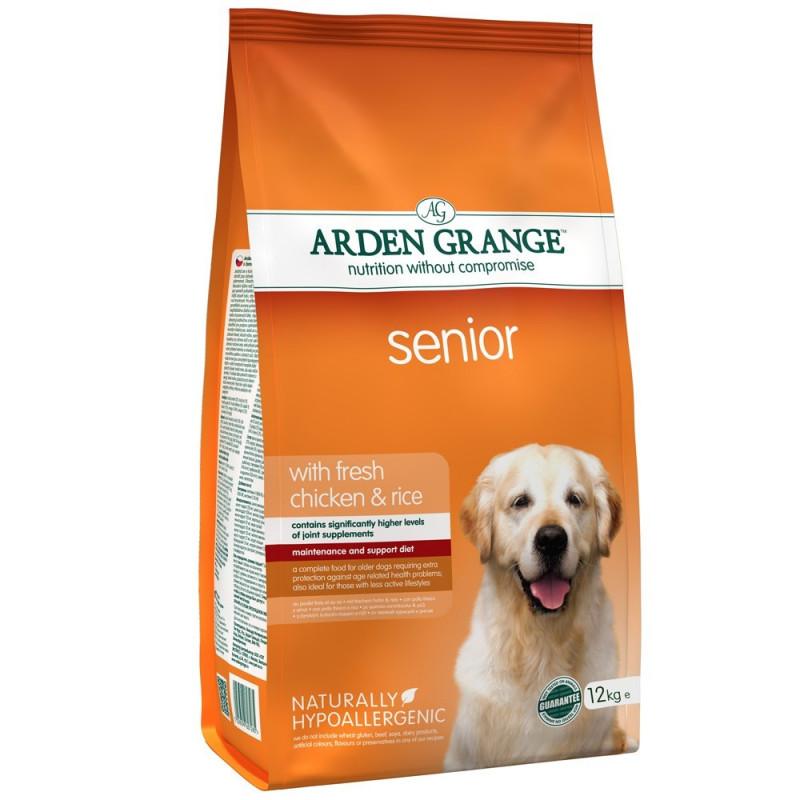 Arden Grange Senior Корм для стареющих собак
