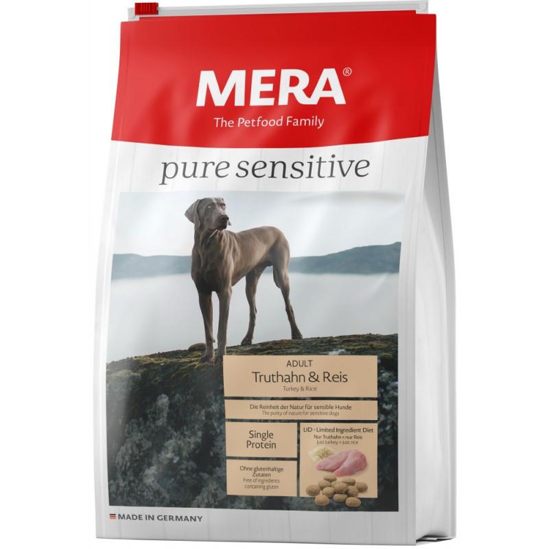 Mera Dog (Мера Дог) Пьюр Индейка и Рис