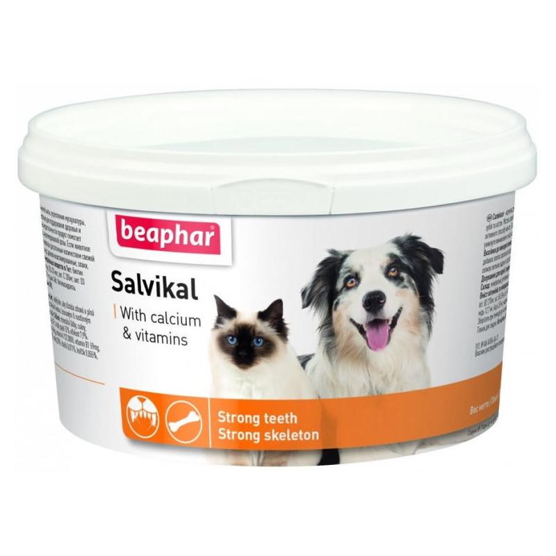 Порошок Beaphar Salvikal (Салвикал) для собак и кошек