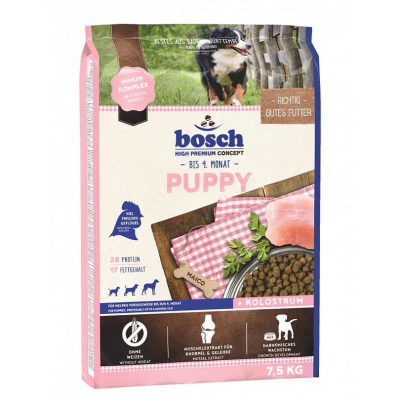 Bosch (Бош) Puppy - Сухой корм для щенков до 3 месяцев