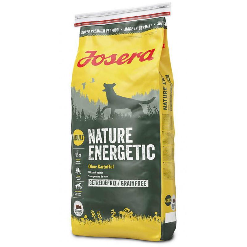 Josera (Йозера) Nature Energetic Беззерновой корм для взрослых собак