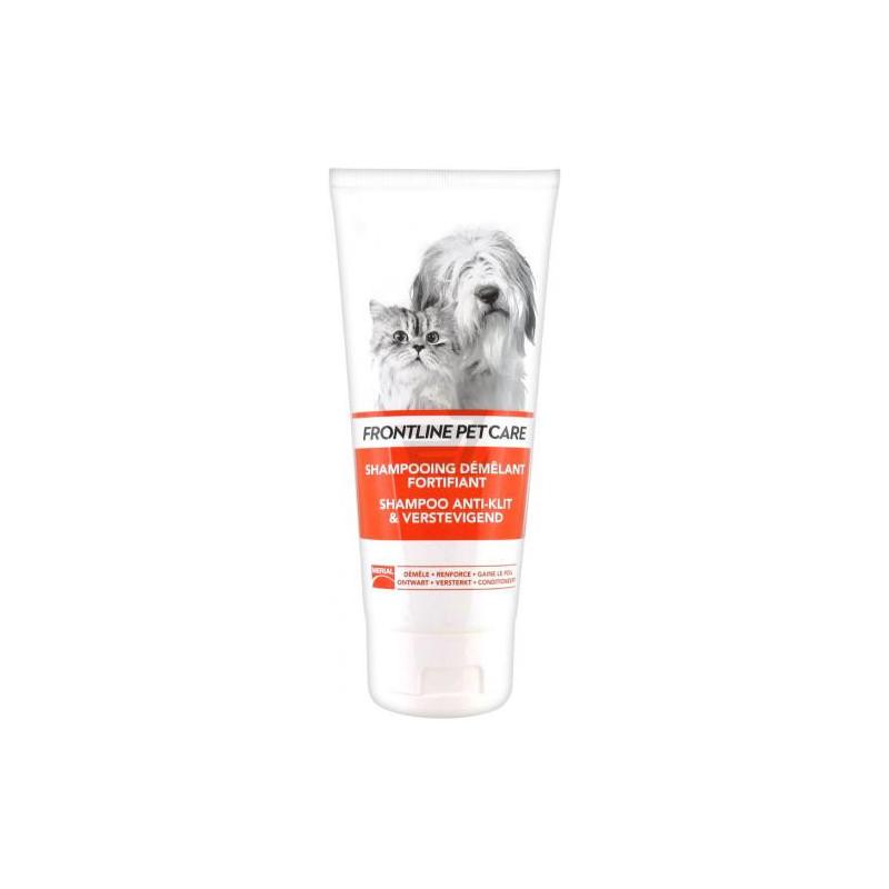 Frontline Pet Care (Фронтлайн Пет Кер) шампунь для спутанной шерсти (DETANGLING) для котов и собак