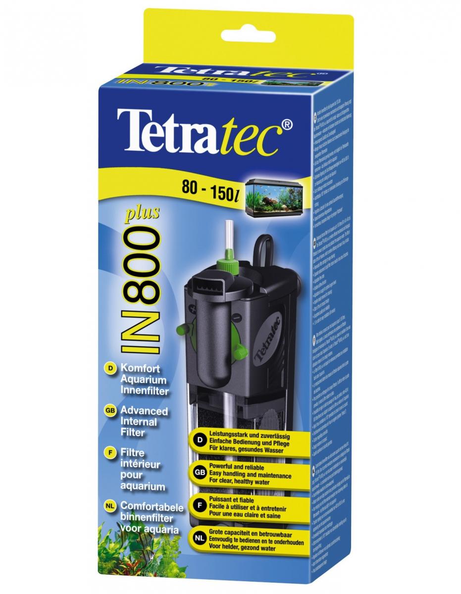 Фильтр TETRATEC IN 800 PLUS для аквариума
