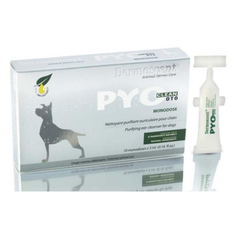 Dermoscent (Дермосент) PYOclean® OTO Очищающее средство для ушей
