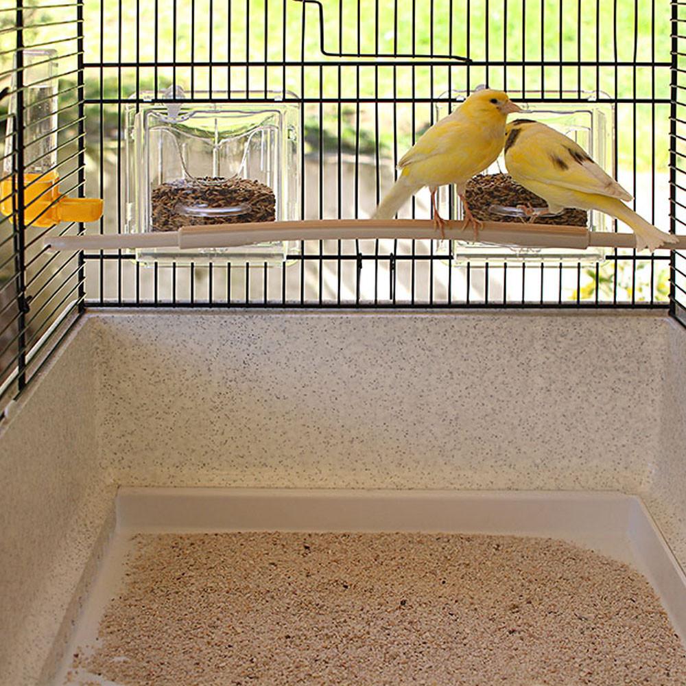 Ferplast (Ферпласт) Canto - Клетка с разделительной панелью для канареек и других мелких экзотических птиц - Фото 3