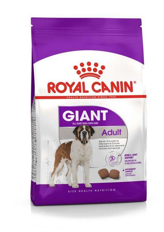 Royal Canin (Роял Канин) Giant Adult - Сухой корм для взрослых собак больших размеров