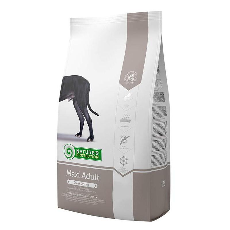 Nature's Protection Maxi Adult Корм для взрослых собак крупных пород больше 25 кг