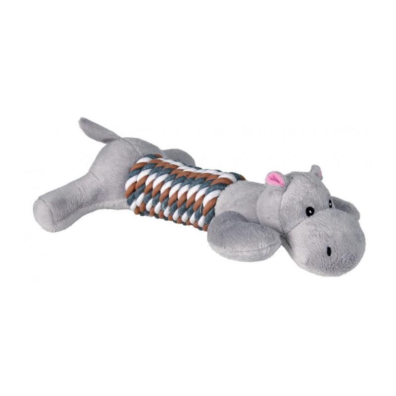 Trixie (Трикси) Игрушка для собак из каната и плюша