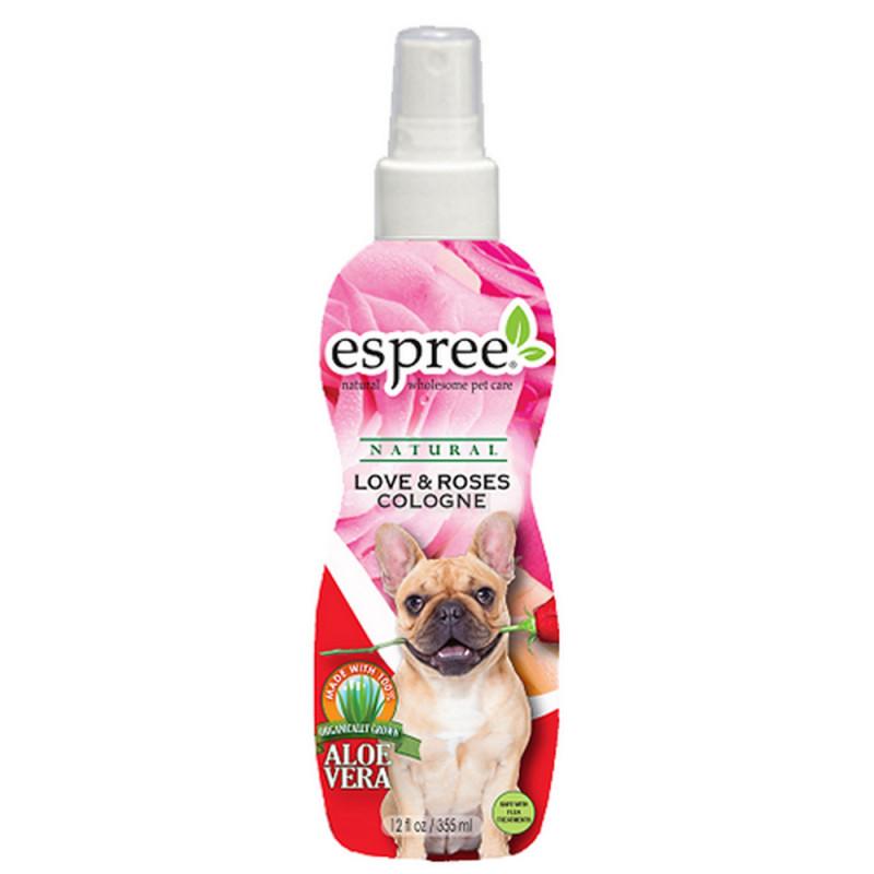 ESPREE (Эспри) Love and Roses Cologne Одеколон с ароматом цветущего розового сада для собак
