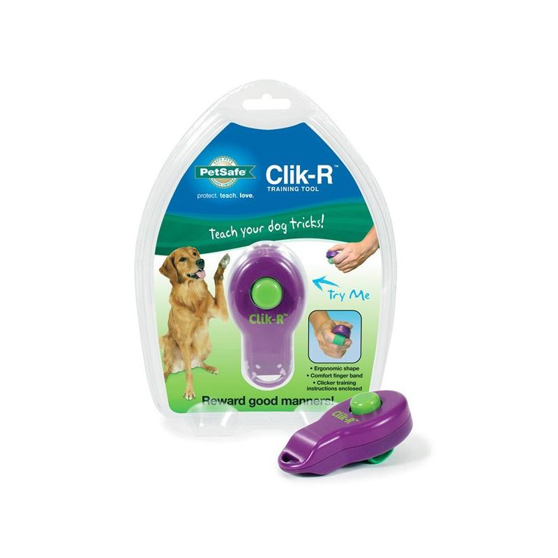 PetSafe (Петсейф) Click-R Clicker training Кликер для дрессировки собак