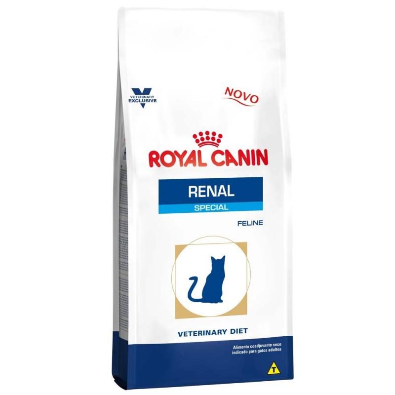 Royal Canin (Роял Канин) Renal Special Feline - Ветеринарная диета для кошек с почечной недостаточностью