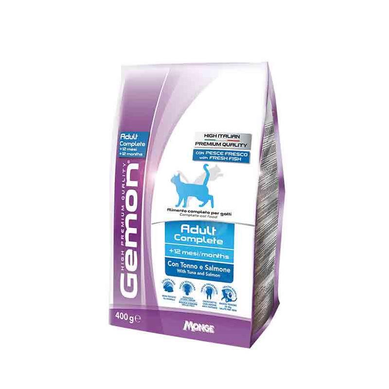 Gemon (Джемон) Adult Complete - Сухой корм с тунцом и лососем для взрослых кошек